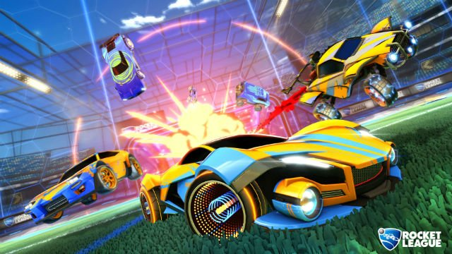 Rocket League 1.56 update