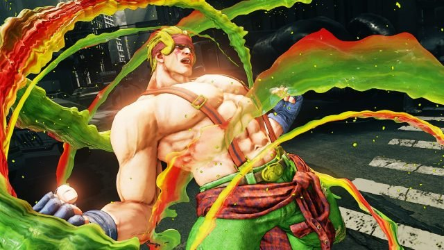 Street Fighter 5 in-game ads disabled