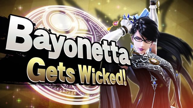 smash ultimate bayonetta
