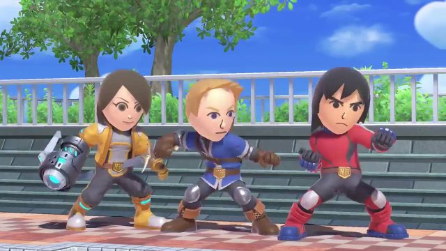smash ultimate mii fighters, Worst Super Smash Bros Characters