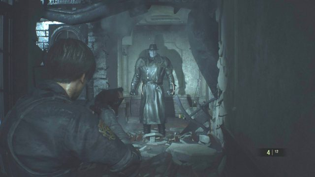 Resident Evil 2 Remake Tyrant Who Is Mr X Gamerevolution