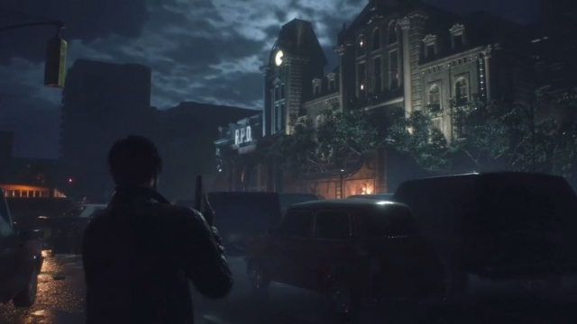 Extend Resident Evil 2 One Shot Demo