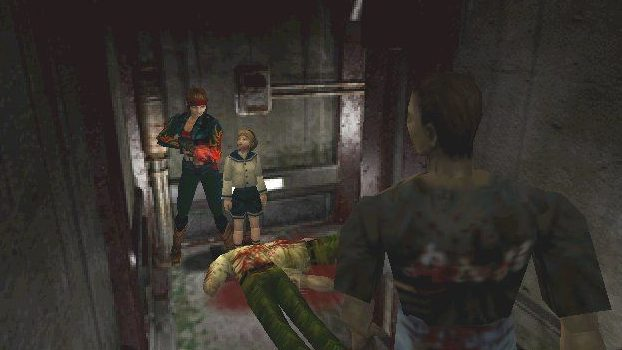 Resident Evil 2 remake Fixed Camera Angles