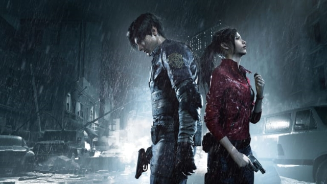 Resident Evil 2 Remake Discard Items Is It Okay To Drop Keys