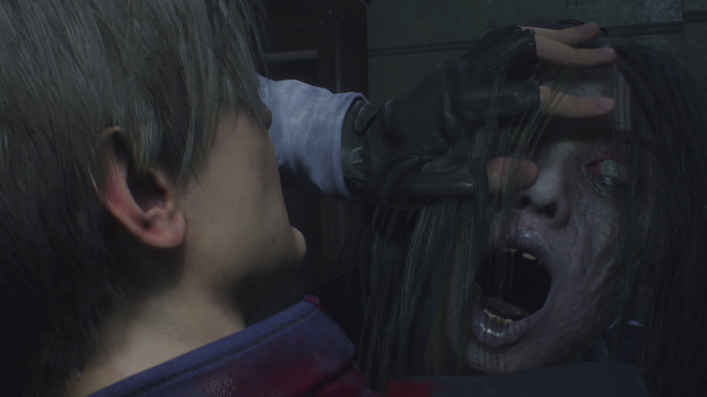 Resident Evil 2 remake review Female Zombie