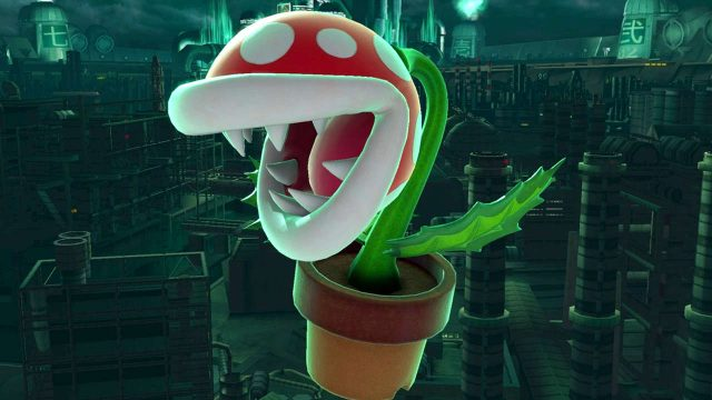 Smash Ultimate Piranha Plant email code