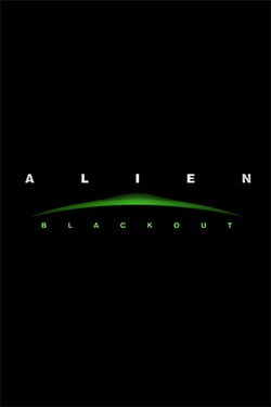 Box art - Alien: Blackout
