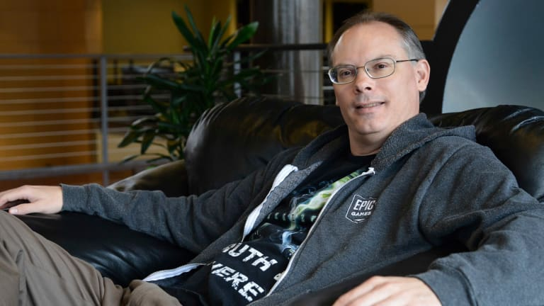 Epic Games CEO Tim Sweeney enters Bloomberg Billionaires index