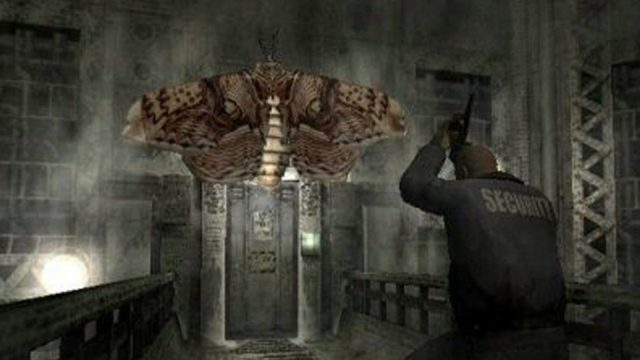 Resident Evil 2 Remake Enemies Cut Are Moths Spiders And Crows