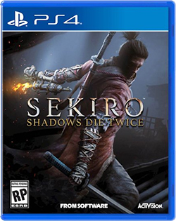Box art - Sekiro: Shadows Die Twice