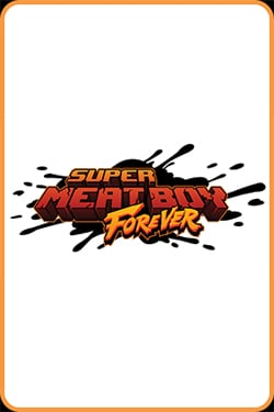 Box art - Super Meat Boy: Forever