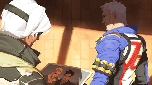 Overwatch's Soldier: 76 is gay - and it's been hinted at for years