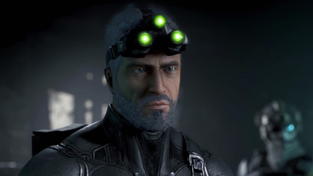 new splinter cell tease