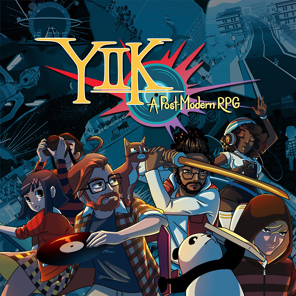Box art - YIIK: A Postmodern RPG