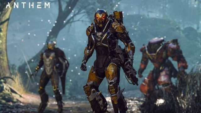 Anthem PC Legionnaires challenges bug fix