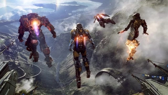 Anthem Weapon Trophies Not Unlocking