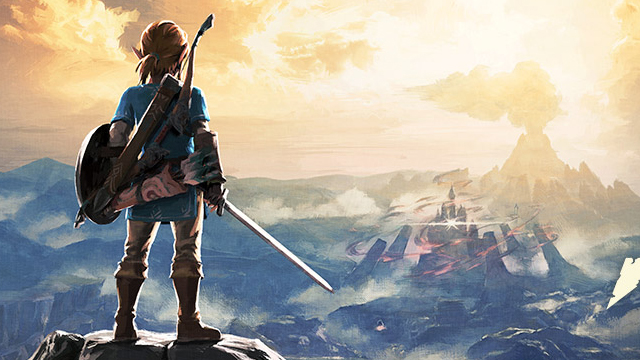 Zelda: Breath of the Wild | How to use the infinite jump