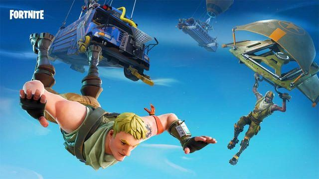 Fortnite 2 05 update patch notes (Fortnite 8 00 Season 8 PS4
