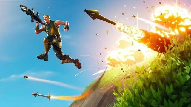 Fortnite Bottle Rockets where to find