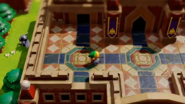 Legend of Zelda: Link's Awakening Switch Remake