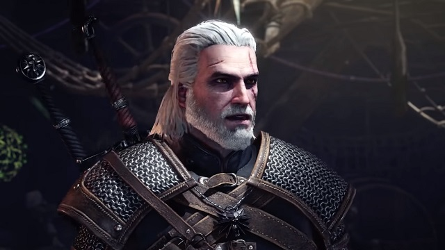 Monster Hunter World Witcher collaboration launches tonight