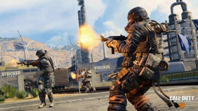 New Black Ops 4 roadmap spring summer fall