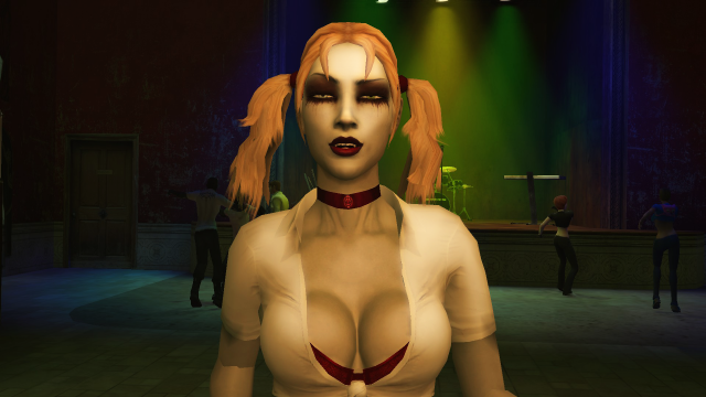 new Vampire The Masquerade game