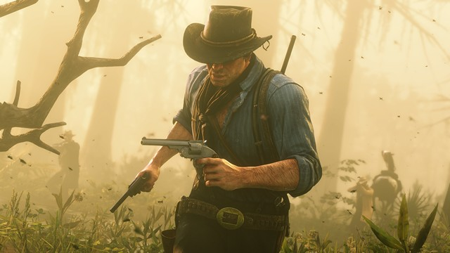 Red Dead Redemption 2 1.06 Update