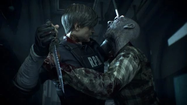 Resident Evil 2 Adaptive Difficulty