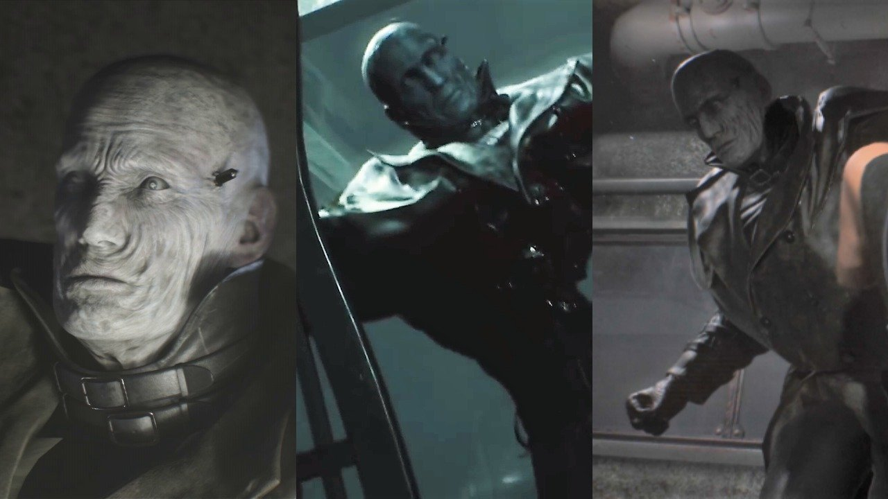 Resident Evil 2 remake had multiple Tyrants, that's why Mr  X was