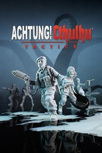 Box art - Achtung! Cthulhu Tactics Review | That old sinking feeling