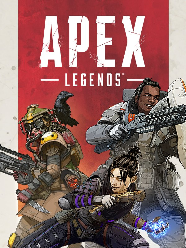 Box art - Apex Legends