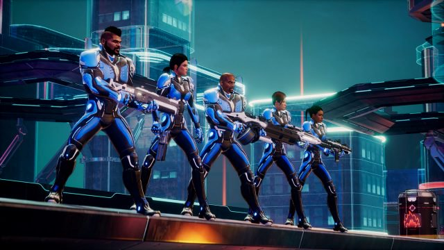 Crackdown 3 Mike Forgey