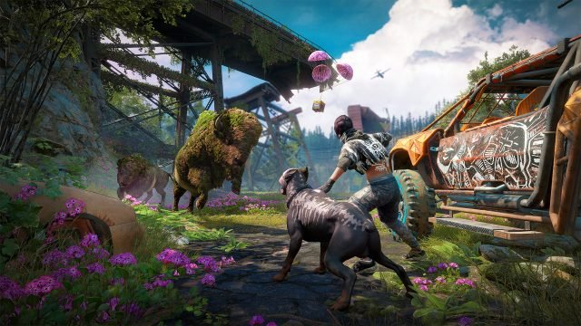 far cry new dawn download size pc