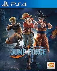 Box art - Jump Force