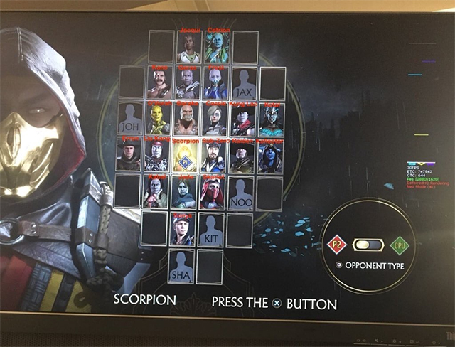 Mortal Kombat 11 Erron Black leaked, along with possibly