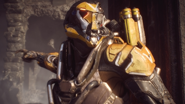 Anthem Masterwork Loot Not Dropping