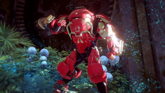 Anthem PS4 players are having a colossally bad time.