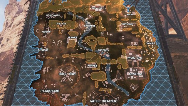 Apex Legends map leaked
