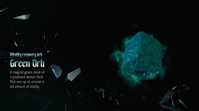 Devil May Cry 5 Green Orb