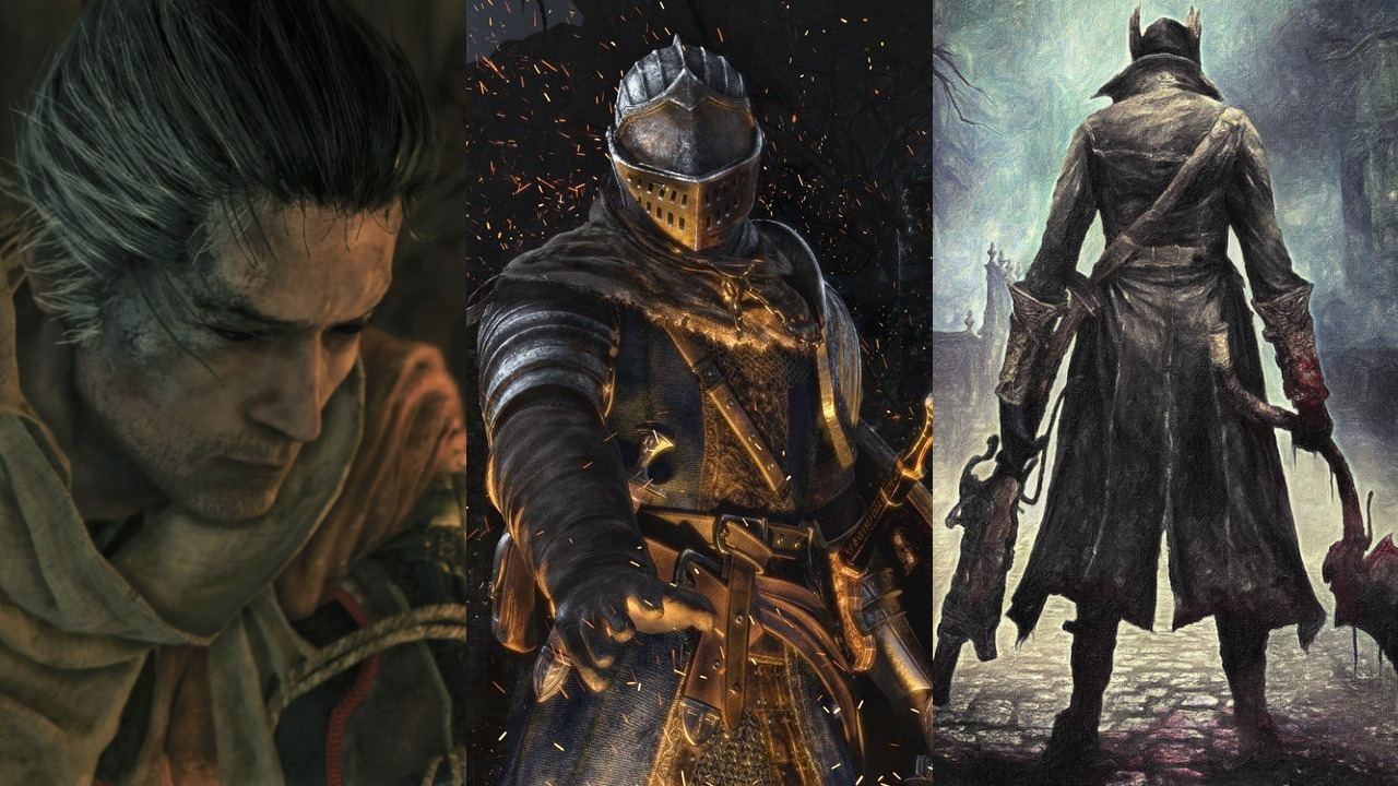 Sekiro vs Dark Souls and Bloodborne