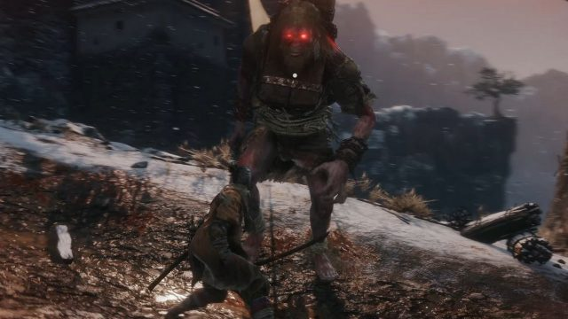 Sekiro vs Dark Souls ogre