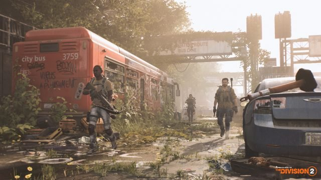 The Division 2 Early Access pre-order editions
