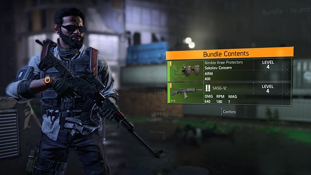 The Division 2 Field Proficiency Cache