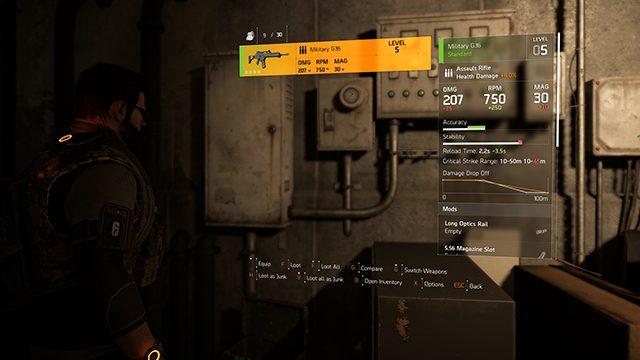 The Division 2 Hyenas Key Locations