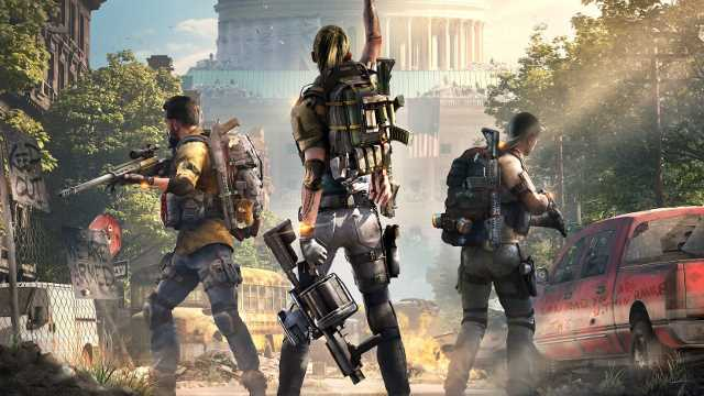 The Division 2 pop in