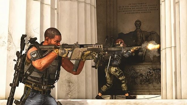 The Division 2 Rogue States
