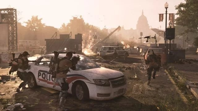 The Division 2 Worksite Community Side Mission Bug