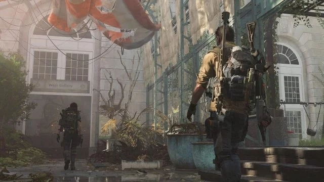 The Division 2 dx12