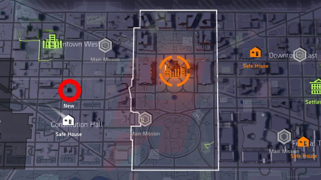 the division 2 missing curators